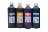 Set of dye-based ink INKSYSTEM 1000 ml (4 colors)